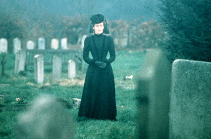 Image result for the woman in black