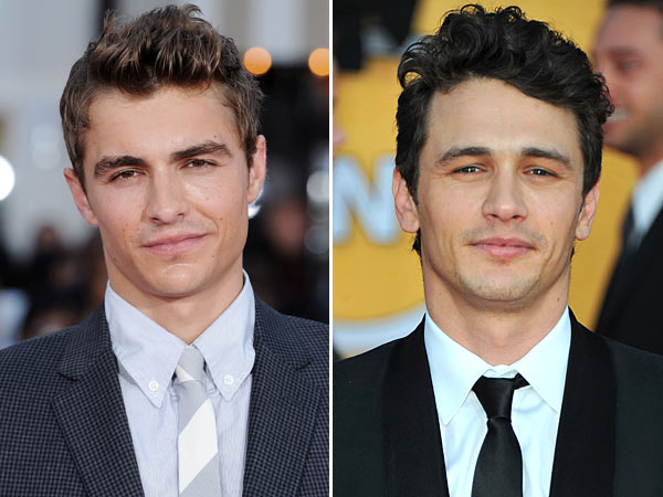 James And Dave Franco Young