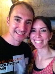 Matt and Kristin