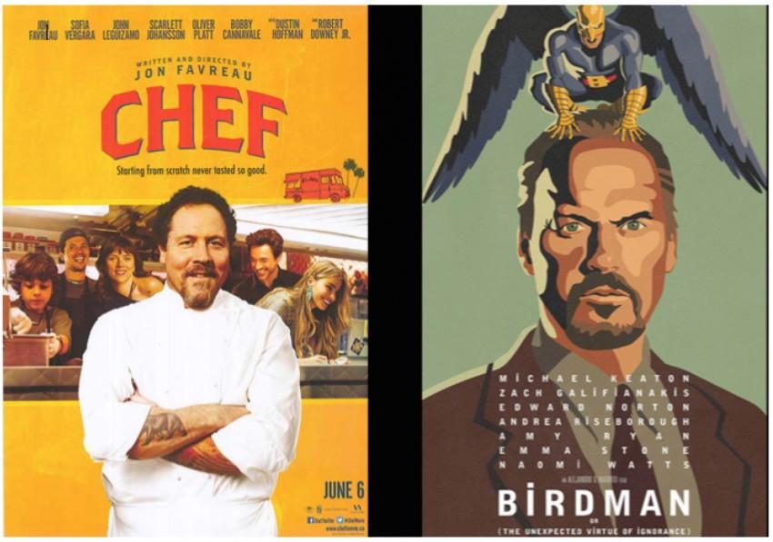Chef and Birdman